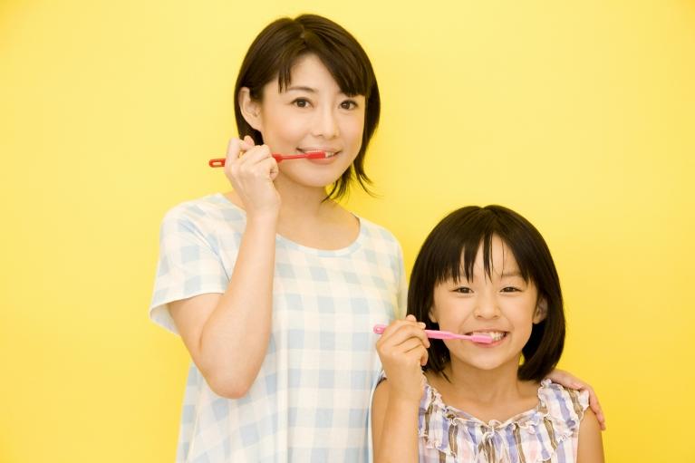 二人三脚で、お子さまの歯を守っていきましょう